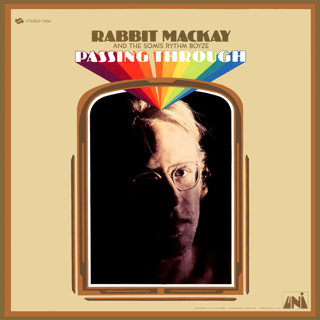 Rabbit MacKay - Passing Through