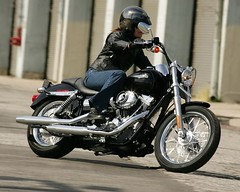 Harley-Davidson 1450 DYNA SUPER GLIDE CUSTOM FXDC 2005 - 4