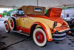 1928 Peerless Boat Tail Roadster
