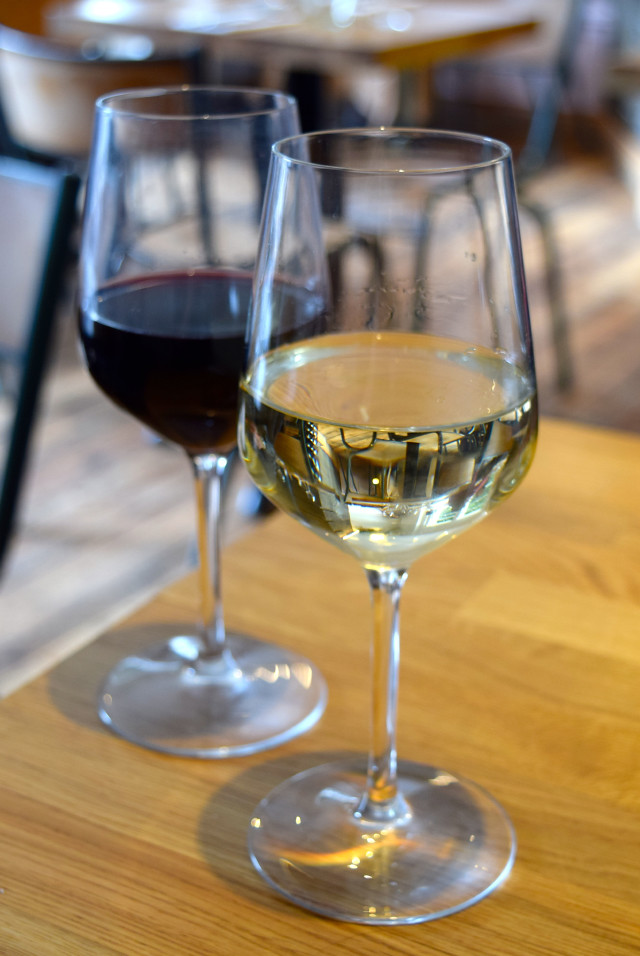 French Wines at Lupins, Borough | www.rachelphipps.com @rachelphipps