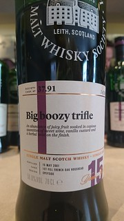 SMWS 37.91 - Big boozy trifle