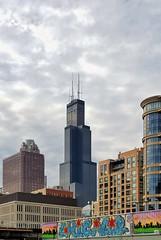 Willis Tower, Chicago - Sept., 2017