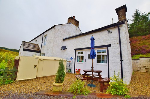 Mill Cottage Bunkhouse - including bike shelters