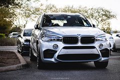 2015 BMW X5 M F85