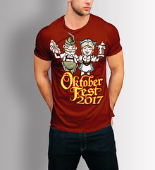 Oktoberfest 2017 Shirt
