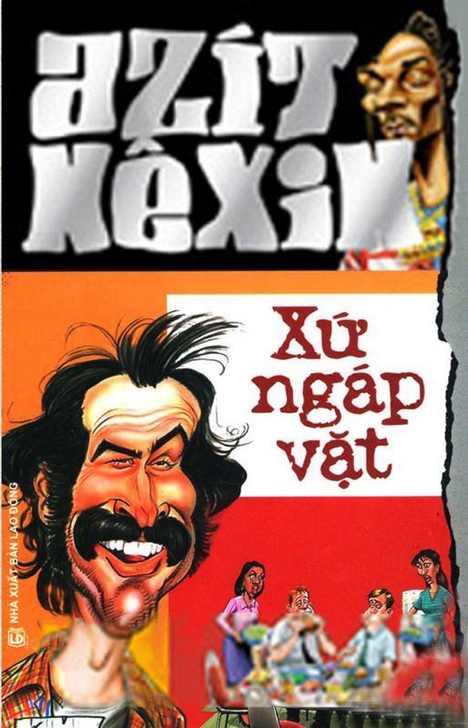 Xứ Ngáp Vặt - Azit Nexin