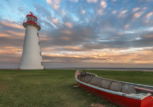 Point Prim Lighthouse, PEI