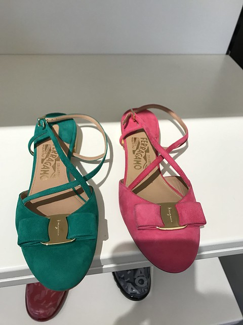 IMG_0049 pink and green sandals ferragamo