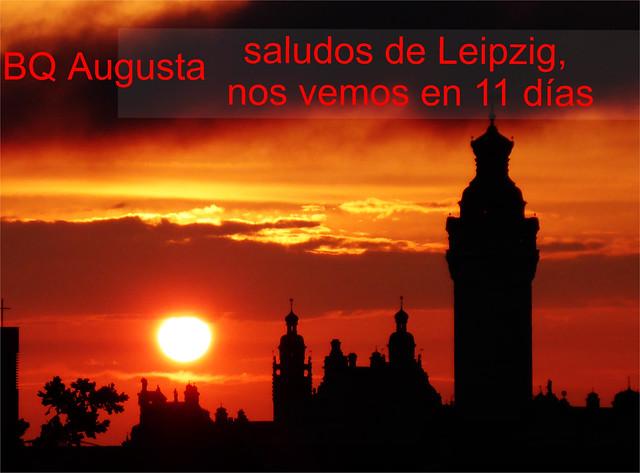 sunset LE. City
