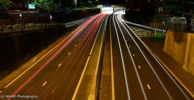Leeds inner ring road.