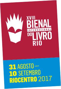 logo oficial da Bienal Rio 2017