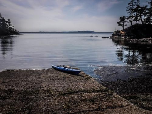 Kayaking Bellingham Bay-38