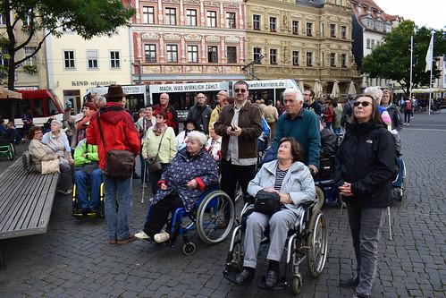 Urlaub 2017 Beeringen Hainich Thüringen VITAL_e.V.