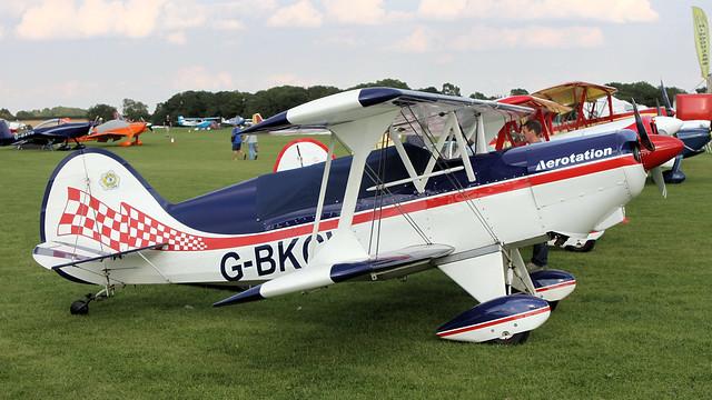 G-BKCV