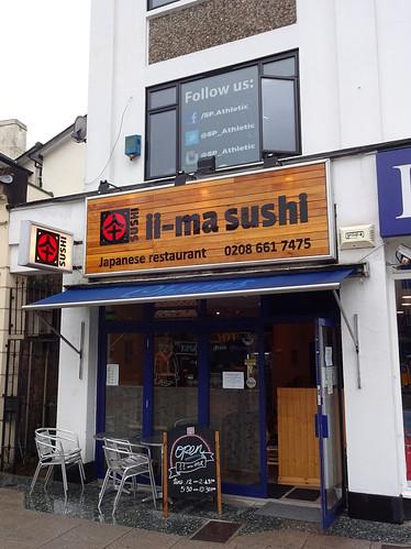 Ii-Ma Sushi, Sutton, London SM1