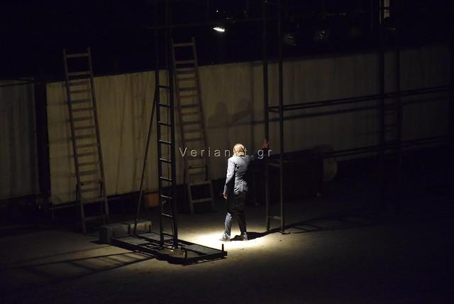 Επτά επί Θήβας στο Θέατρο Δίου - 46ο Φεστιβάλ Ολύμπου