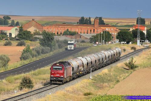Tren Cereales