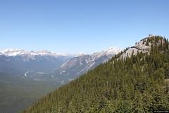 Mount Brett, Mount Temple, Sanson Peak