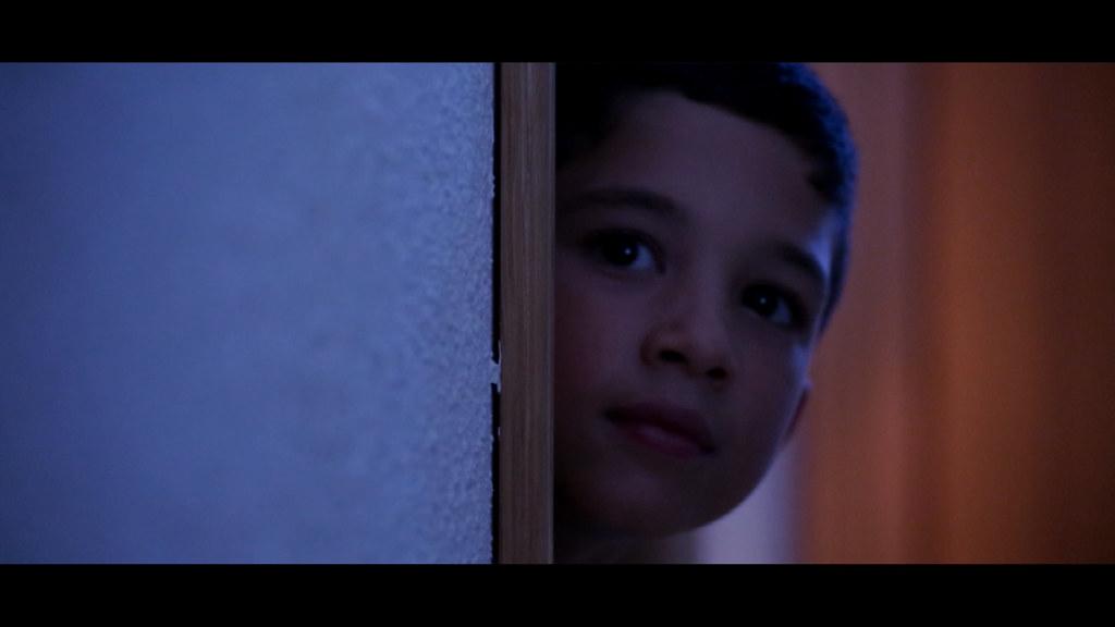 Kevin Carabias es Diego. Frame original
