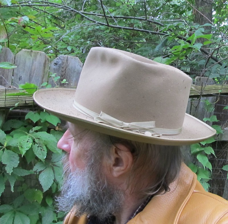 17319a08b41 Stetson 3X Beaver Open Road Hat ...