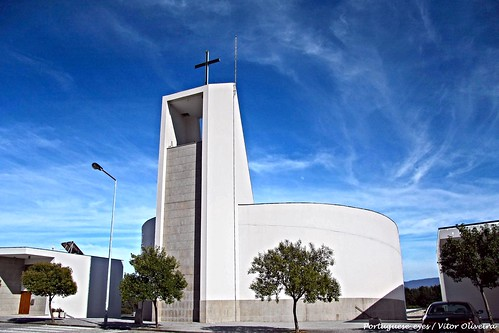Igreja de Nossa Senhora do Viso - Ranhados - Portugal 🇵🇹