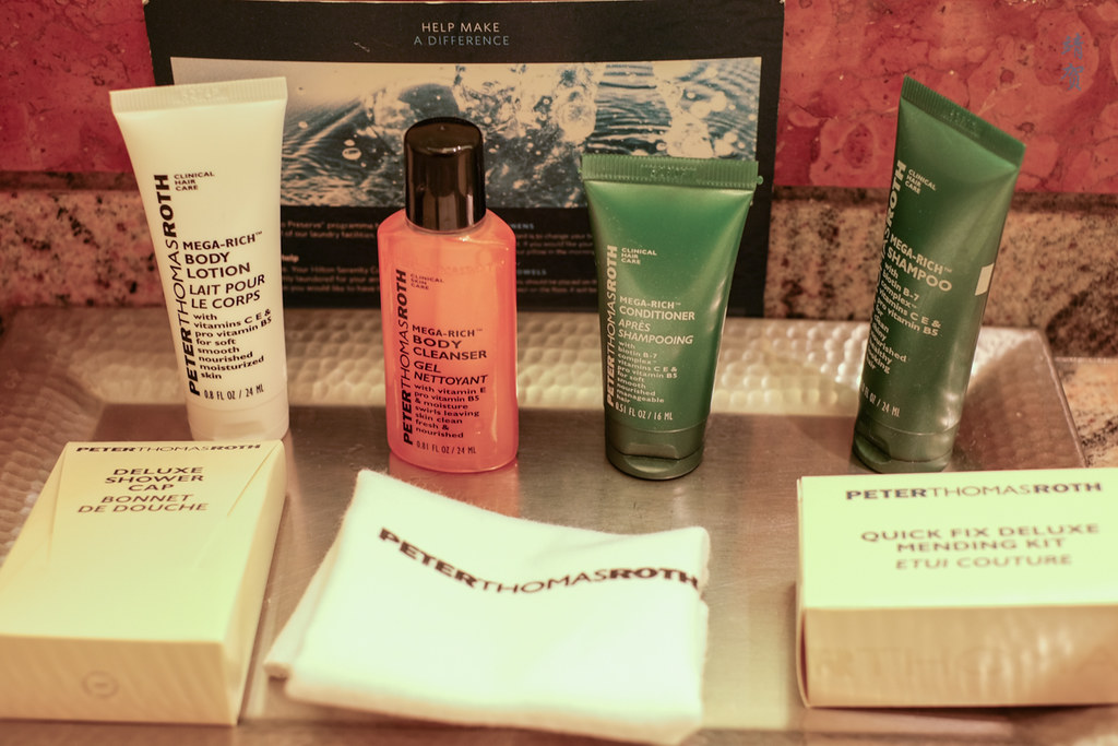 Peter Thomas Roth amenities