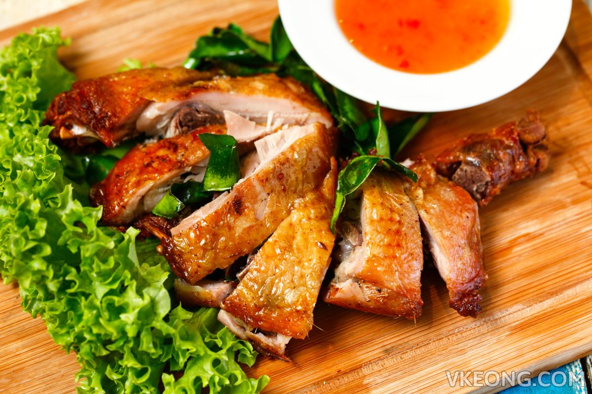 The Porki Society Thai Fried Chicken