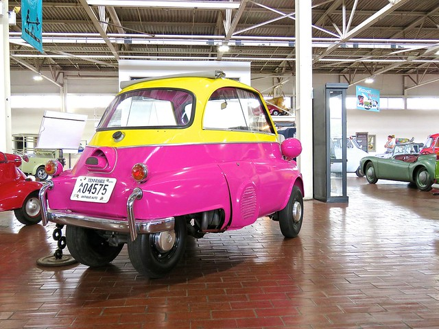 BMW Isetta Lane Museum 2