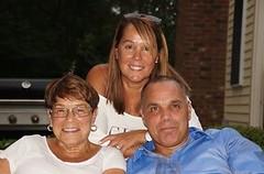Elaine, Chris & Kelly Conaty.