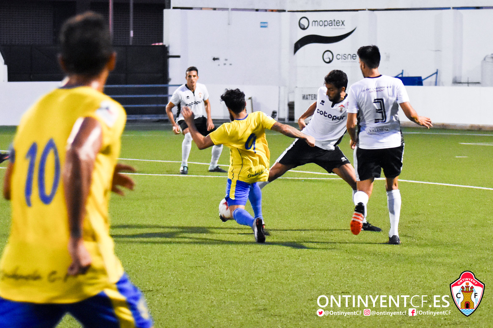 Ontinyent CF Carrasco