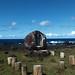 Virgen en Ahu Tarakiu, Isla de Pascua