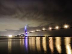 Le Pont de Normandie - the calendar shot