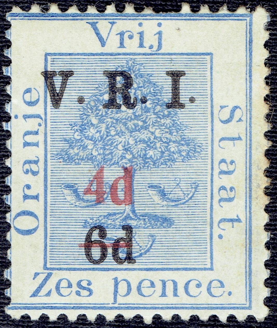 Orange River Colony #57 (1902)