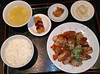 Photo:#2906 B lunch: fried chicken with scallions, vinegar, and soy sauce (油淋鶏) By Nemo's great uncle