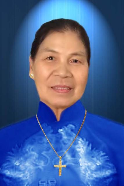Tin buồn: Thân Mẫu Chị Têrêsa Thục Quyên Dòng Khiết Tâm Đức Mẹ mới qua đời