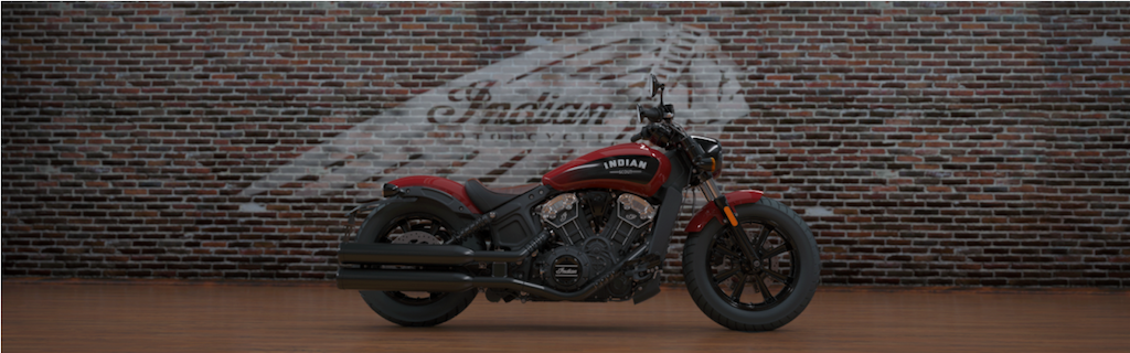 The all-new Indian® Scout® Bobber (1)