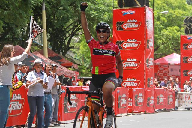 Final Vuelta Femenina a Guatemala 2017