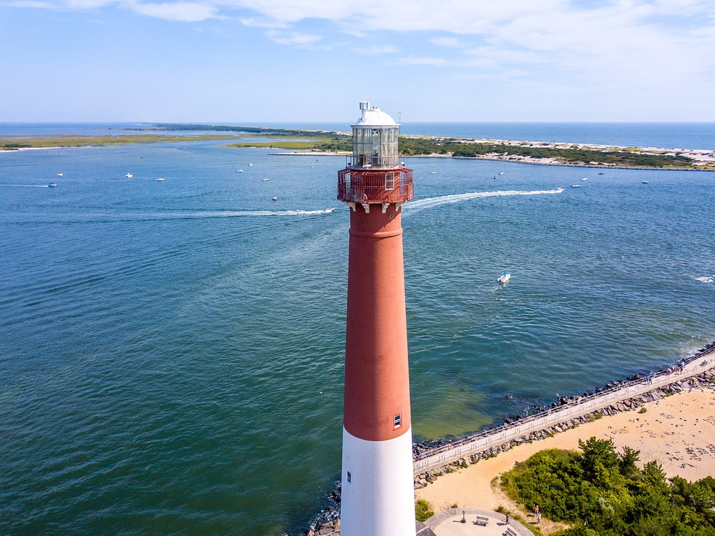 Clam Island Ocean County New Jersey Tripcarta