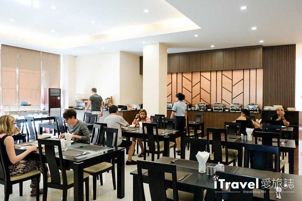 芭达雅埃德尔菲饭店 Adelphi Pattaya Hotel (32)