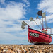Worthing fishing boat by lomokev