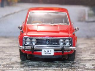 Toyota 1600 GT - 1967 - Ebbro