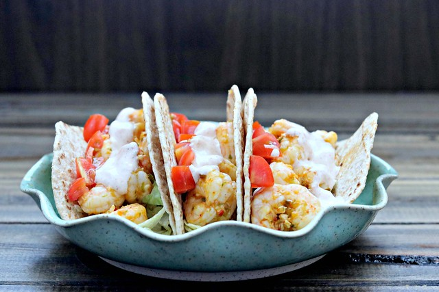 Chili Lime Shrimp Tacos