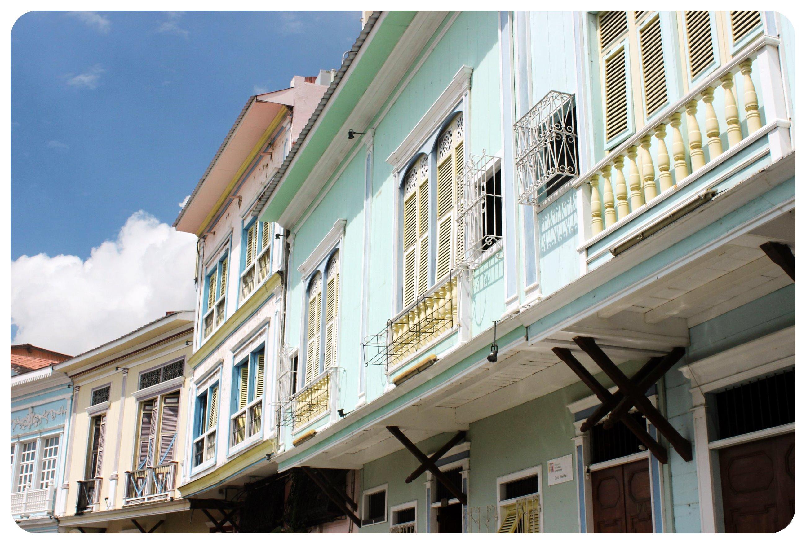 guayaquil las penas balconies