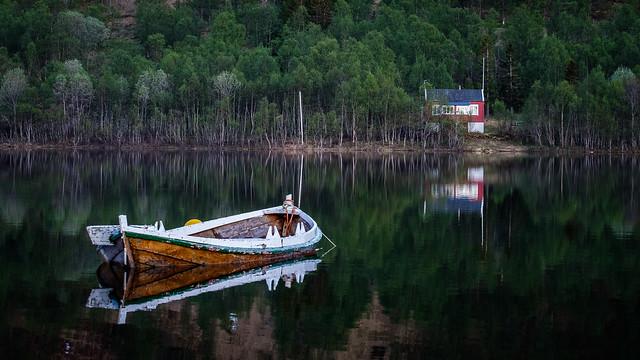The boat, Fujifilm X-T20, XF55-200mmF3.5-4.8 R LM OIS