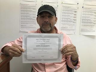 Arturo Segundo Comenta y califica el servicio de Reparacion de Credito en Municipal Credit Service