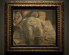 Lamentation over the Dead Christ | Andrea Mantegna | Pinacoteca di Brera di Milano-6