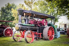 Vintage Tractor Show:  2017 Williams Grove, PA