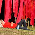 Relax en rouge