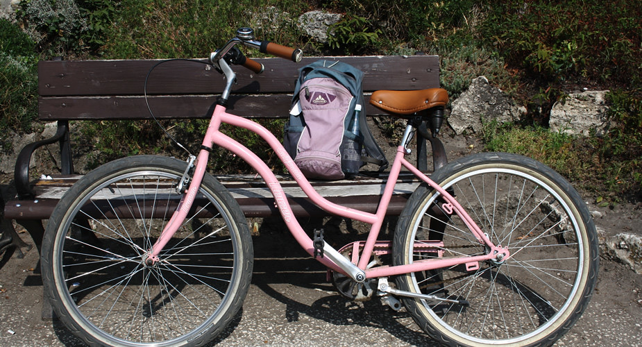Stedentrip Boedapest, fietsen in Boedapest: Margit Eiland | Mooistestedentrips.nl