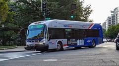 WMATA MetroExtra 2009 New Flyer DE40LFA #6438